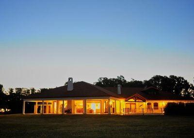 la casa iluminada